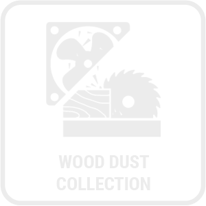 Wood Dust Collection Icon