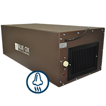 Blue Ox 1100-CC Comercial Air Cleaner
