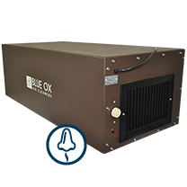 Blue Ox OX1100-CF Commercial Air Cleaner