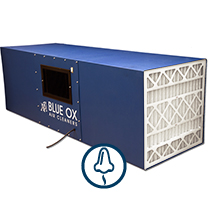 Blue Ox OX3000-CF Industrial Air Cleaner