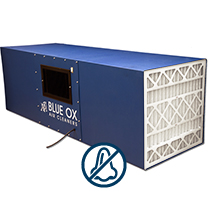 Blue Ox OX3000 Industrial Air Cleaner