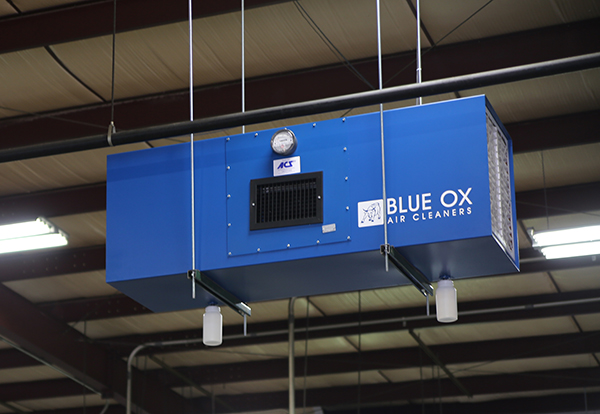 Air Filtration Systems   Blue Ox Air Cleaners