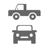 Car and Light Truck Exhaust Removal Icon