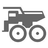 Heavy Equipment Icon