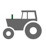 Tractor Exhaust Removal Icon